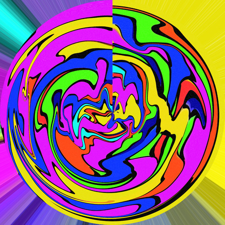 creativ: Colorful abstract background