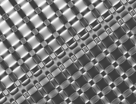 smoothed: Geometrical background. Collection - cells. Artwork for creative design, art and entertainment Stock Photo
