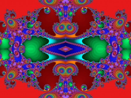 entertainment graphics: Fabulous Colorful abstract background. Artwork for creative design, art and entertainment. Computer generated graphics.