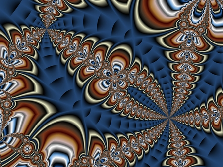 entertainment graphics: Fabulous background. Collection - Magical Satin. Artwork for creative design, art and entertainment. Computer generated graphics.