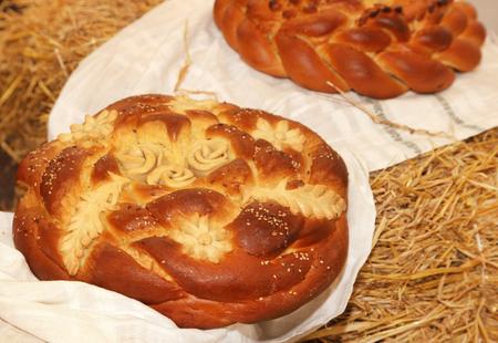 gamme de produit: Miche de pain frais Festive