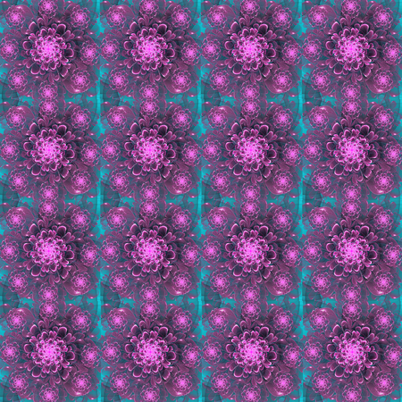 entertainment graphics: Beautiful fractal flower background. Computer generated graphics. Artwork for creative design, art and entertainment Stock Photo
