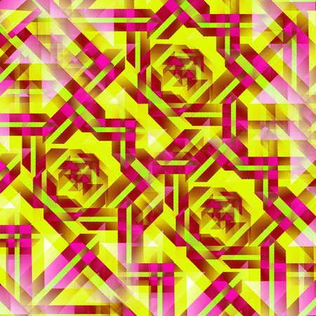 creativ: Colorful abstract background. Artwork for creative design, art and entertainment Stock Photo