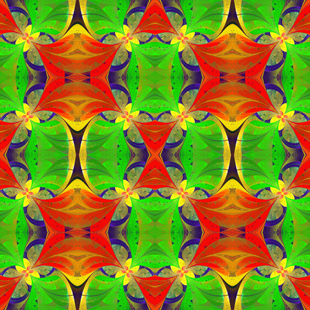 window case: Beautiful symmetrical pattern in stained-glass window style. You can use it for invitations, notebook covers, phone case, postcards, cards and so on. Artwork for creative design, art and entertainment.
