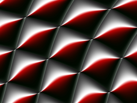convex shape: Fractal background. Collection - cells. Artwork for creative design, art and entertainment