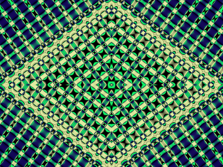 carpet and flooring: Geometrical background. Collection - cells. Artwork for creative design, art and entertainment Stock Photo