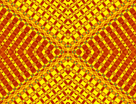 carpet flooring: Geometrical background. Collection - cells. Artwork for creative design, art and entertainment Stock Photo