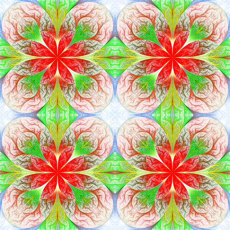 feelers: Beautiful flower fractal pattern. You can use it for invitations, notebook covers, phone case, postcards, cards and so on. Artwork for creative design, art and entertainment.