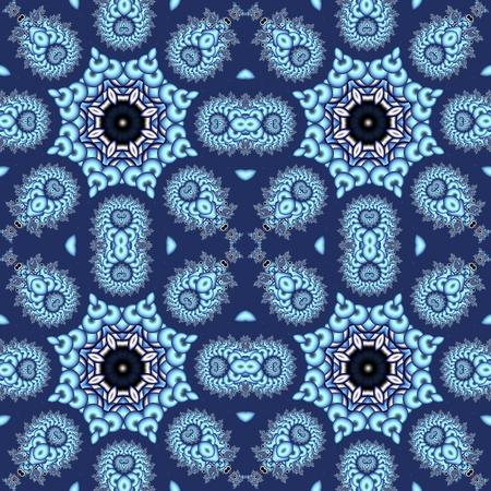 tapis: Seamless openwork pattern. Stock Photo