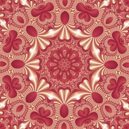 fabulous: Fabulous mandala pattern for background. Stock Photo