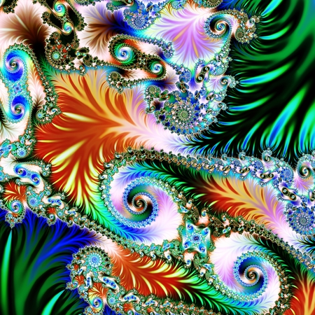 spiral pattern: Multicolored Background with Spiral Pattern.