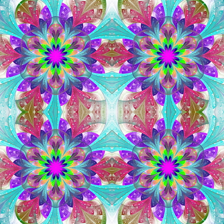 window case: Multicolored seamless background in stained glass window style. You can use it for invitations, notebook covers, phone case, postcards, cards, wallpapers and so on. Artwork for creative design, art and entertainment.