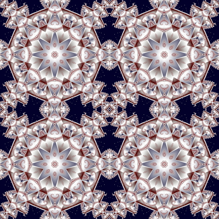 ceramics: Fabulous seamless background. You can use it for invitations, notebook covers, phone case, postcards, cards, ceramics, carpets and so on. Artwork for creative design, art and entertainment. Stock Photo