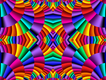 Kleurrijke abstracte achtergrond. Kunstwerk voor creatief ontwerp, kunst en entertainment