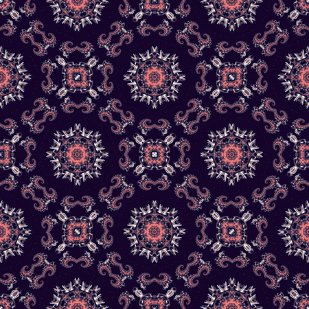 Seamless background with Spiral Pattern. You can use it for invitations, notebook covers, phone case, postcards, cards and so on. Artwork for creative design, art and entertainment. Stock Photo
