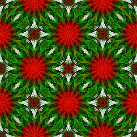 red rug: Beautiful seamless flower pattern in stained-glass window style. You can use it for invitations, notebook covers, phone cases, postcards, cards, wallpapers and so on. Artwork for creative design.