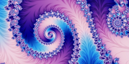 Fabulous horizontal abstract background with Spiral Pattern. You can use it for invitations, banners, postcards, cards and so on. Artwork for creative design, art and entertainment. Фото со стока
