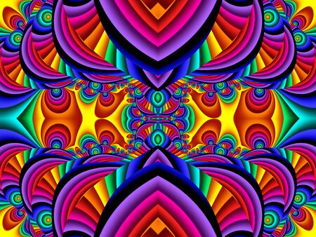 Fabulous multicolored pattern. You can use it for invitations, notebook covers, phone case, postcards, cards. Artwork for creative design and art.