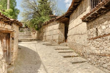 Koprivshtitsa is one of the hundred tourist places of the Bulgarian Tourist Union Stock Photo - 20161433