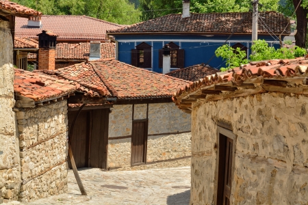 Koprivshtitsa is one of the hundred tourist places of the Bulgarian Tourist Union