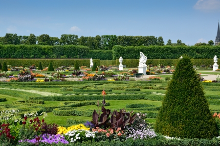 Royal Gardens at Herrenhausen are one of the most distinguished baroque formal gardens of Europe