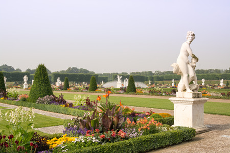 The Herrenhausen Gardens are located in Lower Saxony