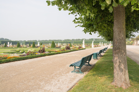 campus tour: The Herrenhausen Gardens are located in Lower Saxony
