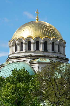 St. Alexander Nevsky Cathedral is Bulgarian Orthodox cathedral in Sofia.
