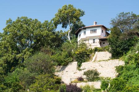 balchik: Wine house in the Palace of the Romanian Queen Maria, Balchik, Bulgaria