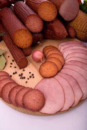 prep: Smoked meat