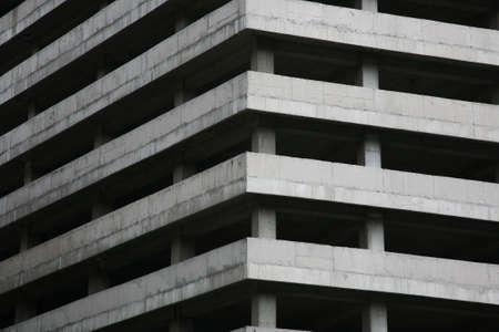 befejezetlen: unfinished building Stock fotó