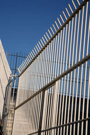 perspectiva lineal: Fence