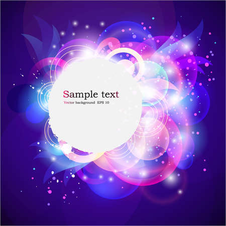 A background with place for your text. Stock Vector - 9832932