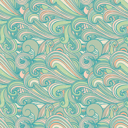 Seamless pattern can be used for textiles, wallpaper Illustration