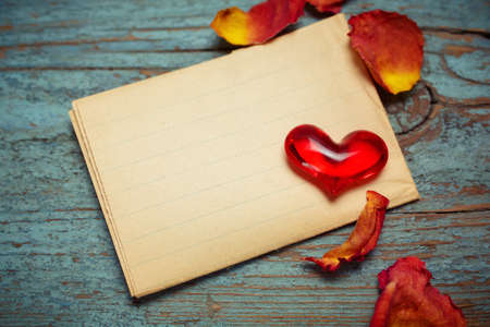D�a de San Valent�n con el coraz�n
