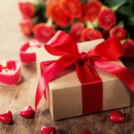 romance: gift for Valentines Day or wedding day