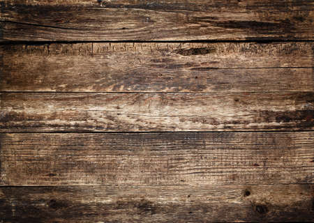 old wood floor: Old natural wooden board. May be used as background Stock Photo