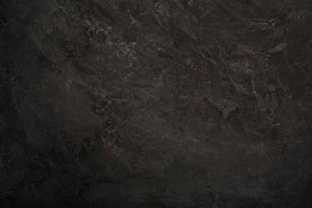 Abstract black stone background layout design, May be used as background Stock Photo