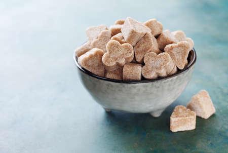 갈색 사탕 수수 설탕