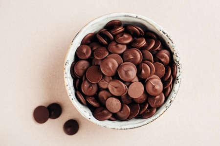 焼成用チョコレート ・ ドロップ