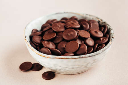 morsels: Chocolate drops for baking