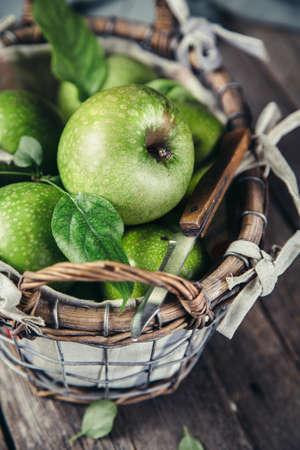 Green Apples Zdjęcie Seryjne