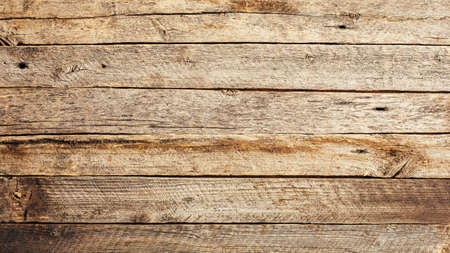 Wood texture. Background of old natural wood planks. Copy space.
