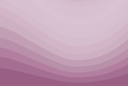 Abstract waved lines gradient illustration background beautiful color combinations
