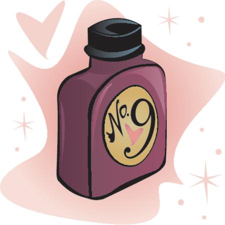 ivresse: Une bouteille de andamp magique, quot, Love Potion Nombre 9andamp, quot, - id�al pour la Saint-Valentin ou d'anniversaire dessins