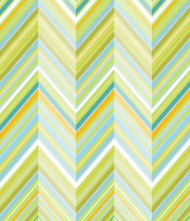 Fun and colorful background of diagonal lines in shades of lime, teal, olive and orange Stock Vector - 3004513