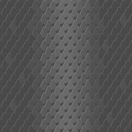 vector seamless texture of snake skin 写真素材 - 102363737