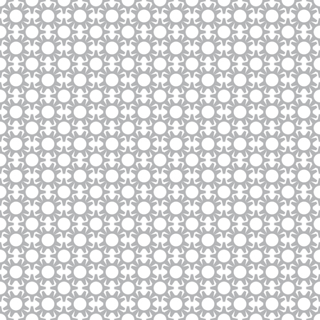 abstract vector seamless texture of rotating gears
