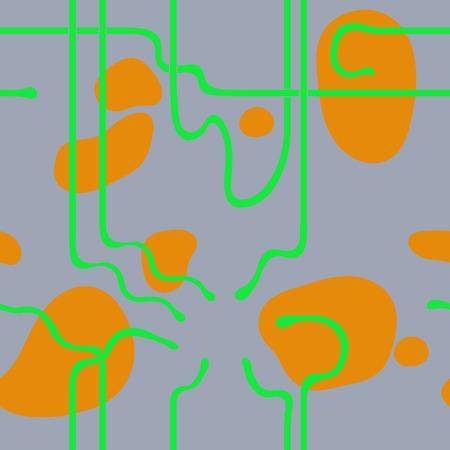 paper abstract color seamless texture Ilustração