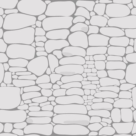 vector graphic seamless texture of masonry